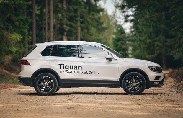Test Volkswagen Tiguan 2.0 TDI Highline -620- 02