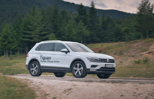 Test Volkswagen Tiguan 2.0 TDI Highline -620- 10