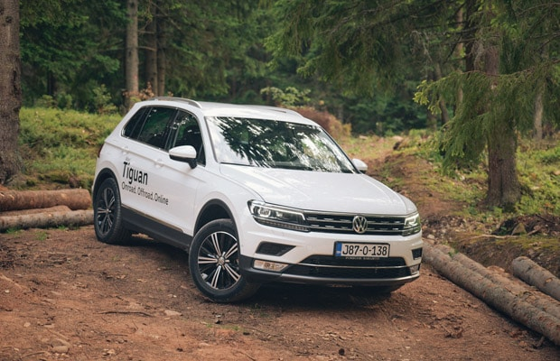 Test Volkswagen Tiguan 2.0 TDI Highline -620- 16