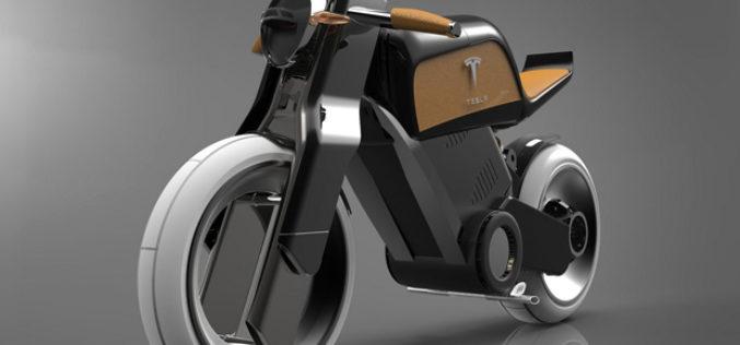 Tesla električni motocikl