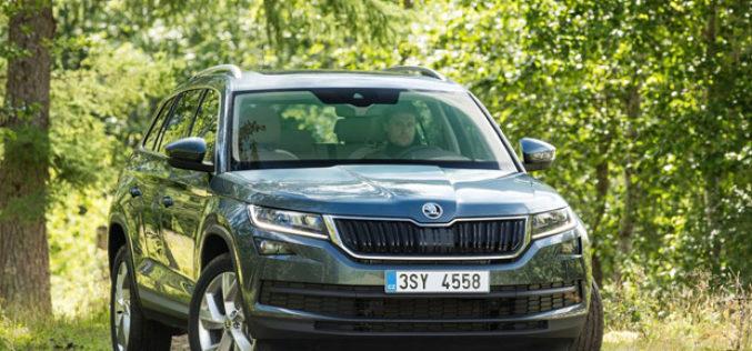 Škoda Kodiaq premijerno stiže na sajam automobila u Parizu 2016.