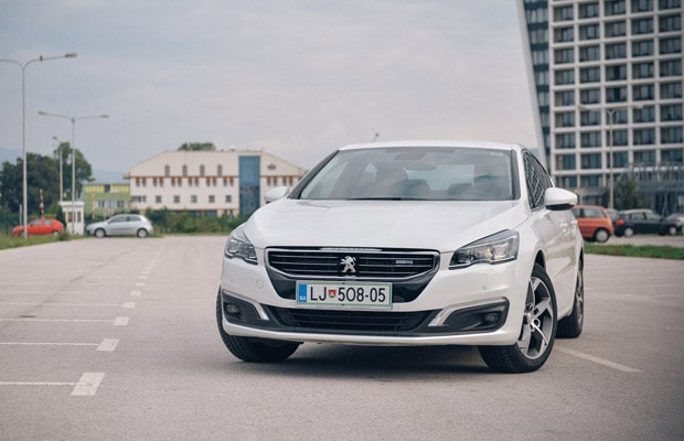 Test Peugeot 508 2.0 bluehadi Allure facelift - 620-01