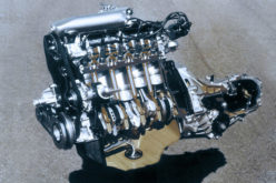 40 godina Audijevih peterocilindričnih motora