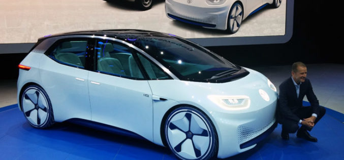 Volkswagen predstavio revolucionarni I.D. concept na struju