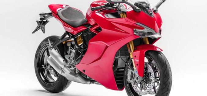 Ducati SuperSport – Novi talijanski sport-tourer