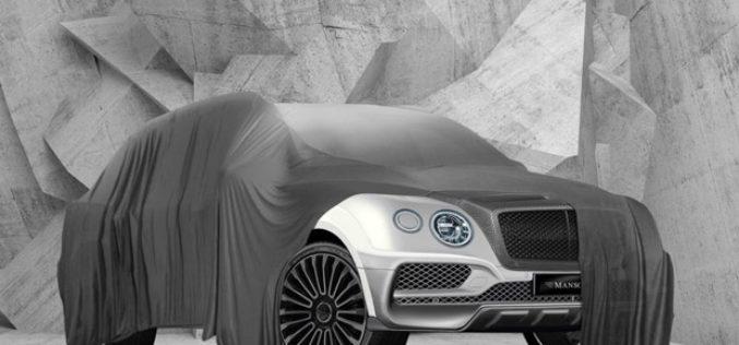 Mansory Bentley Bentayga – Još luksuza i još snage!