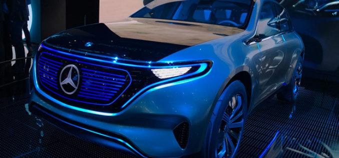 Sajam automobila u Parizu 2016: Mercedes predstavio Generation EQ concept