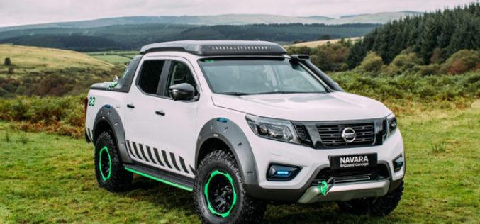 Nissan Navara EnGuard Concept: Ultimativni terenski pick-up za hitne službe