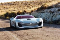 Predstavljamo novi Renault TREZOR – Električni izlog budućnosti