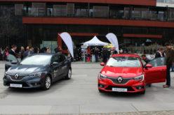 Cjelodnevni užitak sa Renaultom ispred BBI Centra u Sarajevu
