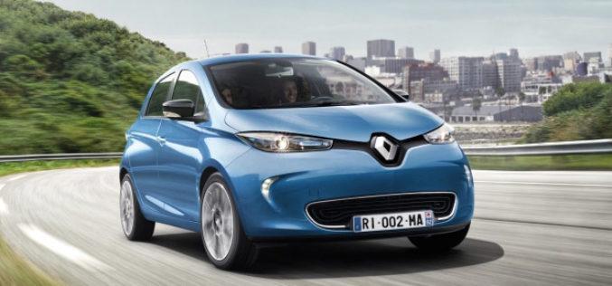 Renault u Parizu predstavio električni ZOE sa autonomijom od 400 km