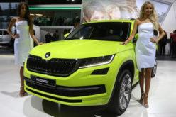 Sajam automobila u Parizu 2016: Predstavljen Škoda Kodiaq najveći češki SUV