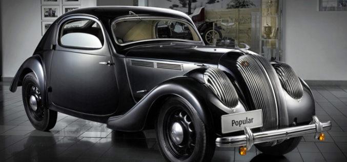 Internacionalna sajamska premijera prije 80 godina: Škoda POPULAR Sport Monte Carlo