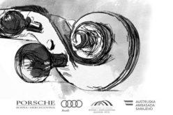 Audi BH i Porsche Sarajevo sponzori završnog koncerta Austrijske godine kulture u BiH