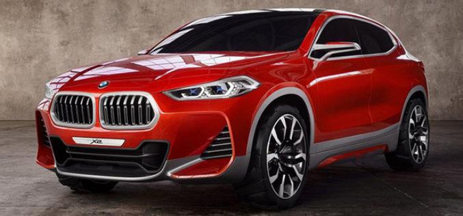 BMW X2 koncept – Nova dimenzija uživanja