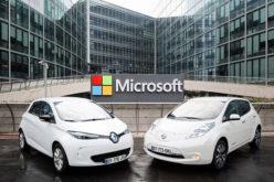 Renault-Nissan potpisao ugovor sa Microsoftom