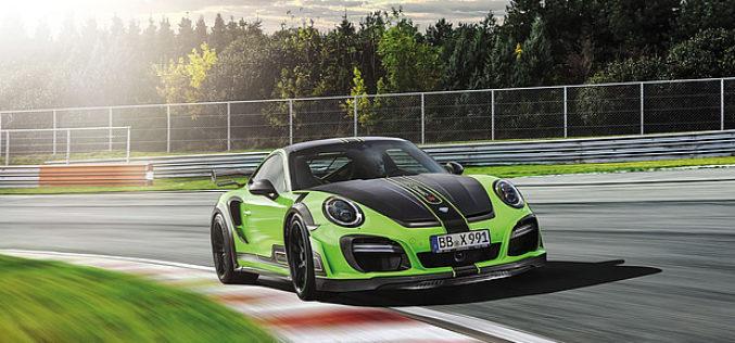 Porsche TechArt GTstreet R sa 720 KS