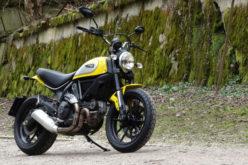 Test: Ducati Scrambler