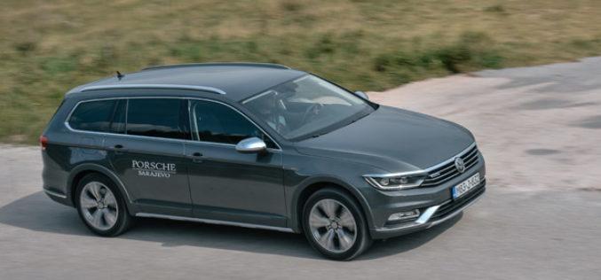 Test specijal: Volkswagen Passat Alltrack 2.0 TDI – Road Tour Pariz-Sarajevo