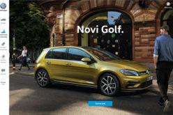 Predstavljena savremena Volkswagen web stranica