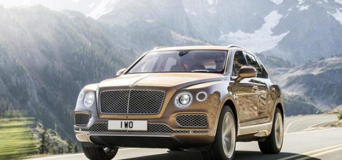 Bentley Bentayga u nove tri izvedbe
