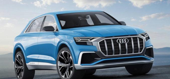 Predstavljen novi Audi Q8 e-tron concept