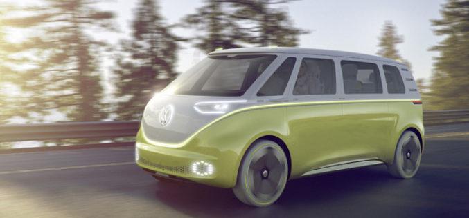 Predstavljen Volkswagen I.D. BUZZ – Microbus budućnosti!