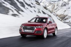"""Audi Q5 osvojio je Zlatni volan za 2017. godinu u kategoriji """"Veliki SUV""""."""