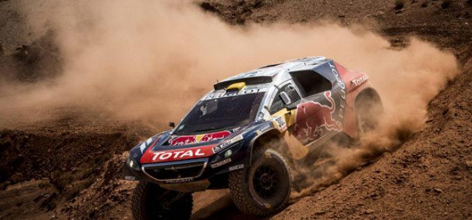 Historijska trostruka pobjeda za PEUGEOT 3008DKR na reliju Dakar 2017.