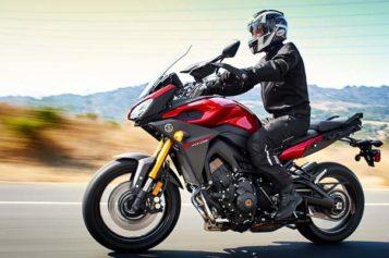 Moto test: Yamaha MT-09 Tracer