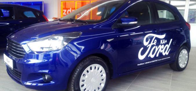 Ford KA+ stigao u Bosnu i Hercegovinu
