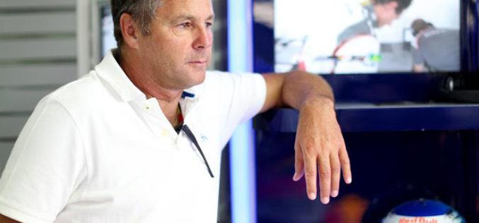 Gerhard Berger na čelu DTM