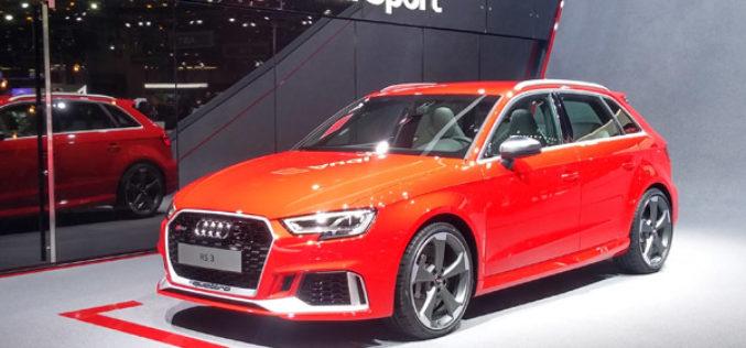 Audi u Ženevi predstavio obnovljeni RS3 Sportback