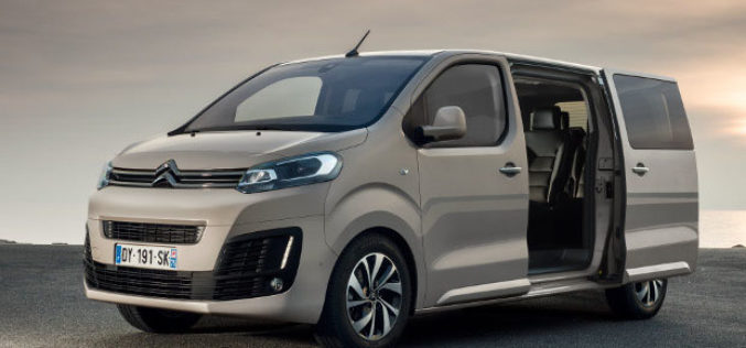 Novi Citroën SpaceTourer Business i Jumpy Kombi