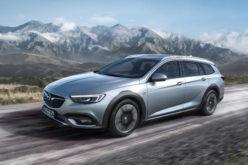 Opelov model s vrha: Nova Insignia Country Tourer