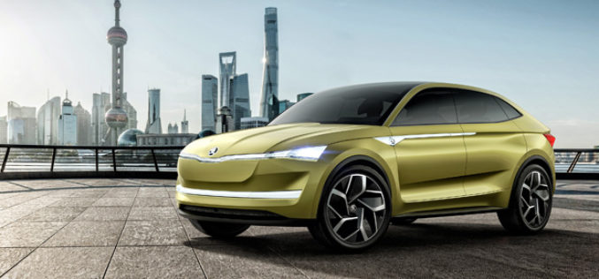 Škoda priprema nekoliko električnih modela