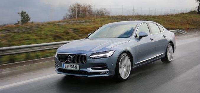 Test: Volvo S90 D5 Inscription AWD – Premijum avangarda