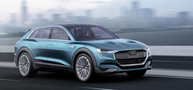 Audi E-Tron SUV stiže na jesenenji sajam automobila u Parizu