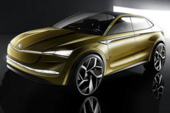 Škoda najavljuje Vision E Coupe Crossover Concept s novim fotografijama