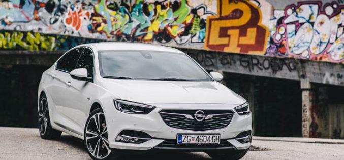 Vozili smo: Nova Opel Insignia – Prepoznatljivi Opelov DNK