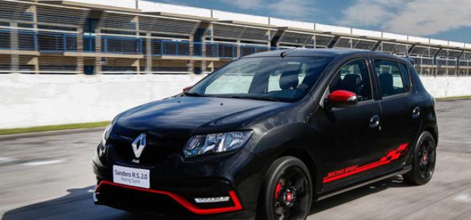 Predstavljen Renault Sandero RS Racing Spirit u ograničenoj seriji