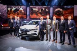 Škoda Karoq – Predstavljen novi kompaktni SUV