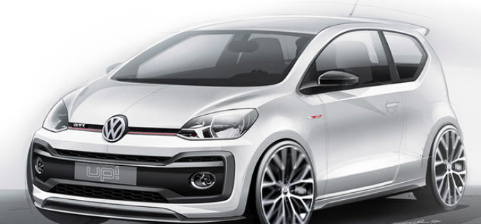 Volkswagen up! GTI zvanično stiže 2018. godine