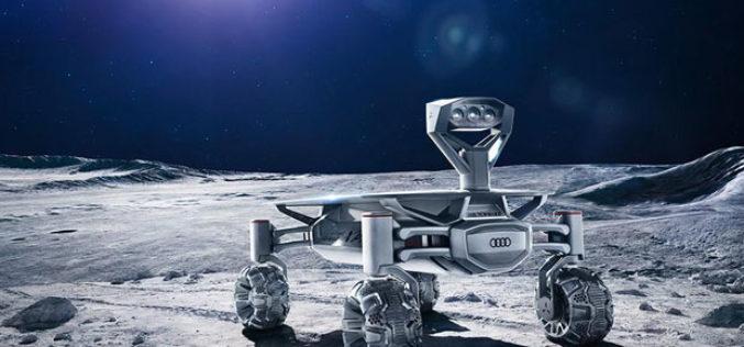 Audi Lunar quattro rover glumi u novom serijalu Alien