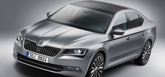 Škoda proizvela milion komada Superb modela