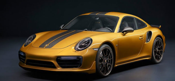 Porsche 911 Turbo S Exclusive Series najsnažniji i najekskluzivniji 911 model
