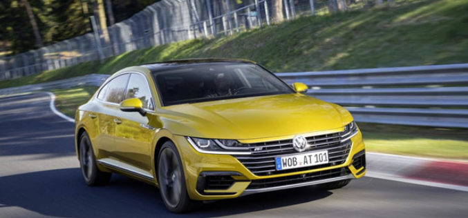 Volkswagen Areton dobio najveću ocjenu zasistem zaštite pješaka