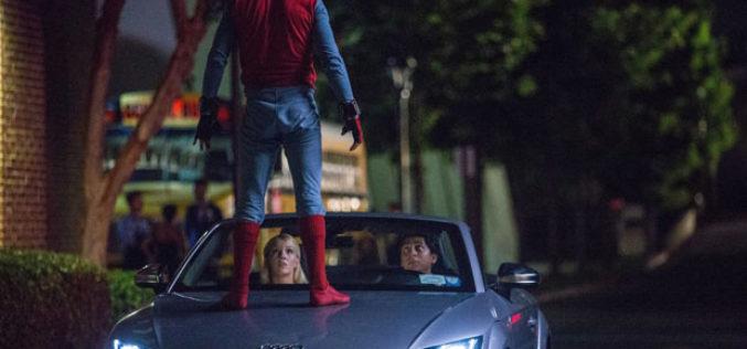 """Novi Audi A8 debituje u filmu """"Spider-Man: Homecoming"""""""