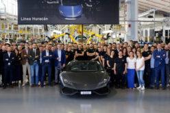 Lamborghini proizveo jubilarni Huracan