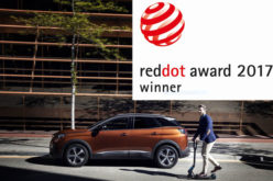 Dvije nagrade Red Dot Product Design 2017 za Peugeot